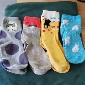 Accessories - Bundle of Cat Socks